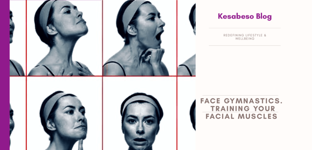 Face Gymnastics.Training Your Facial Muscles