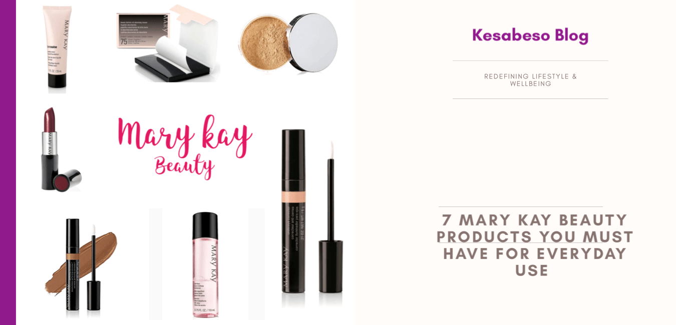 7 Mary Kay Beauty Products You Must Have For Everyday Use