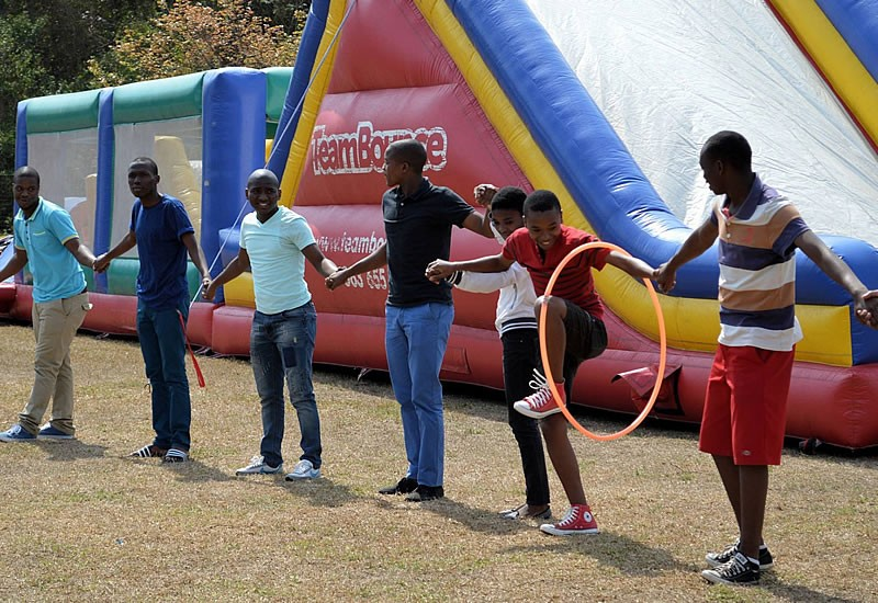 Hula Hoop Kenya School Of Adventure And Leadership
