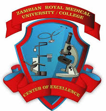Zambian Royal Medical University Admission List 2021/2022