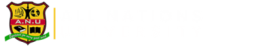 All Nations University Admission Letter 2021/2022