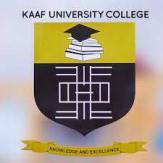KAAF University College e-Learning Portal – www.kaafuni.edu.gh/