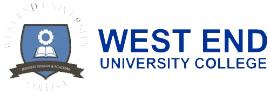 West End University College Admission Letter 2021/2022