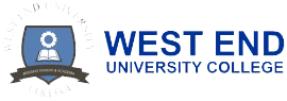 West End University College Admission List 2021/2022 – Full List