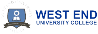 West End University College Fees 2021/2022