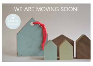 WE ARE MOVING SOON