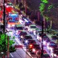 交通渋滞予想はどうやって決めているの?