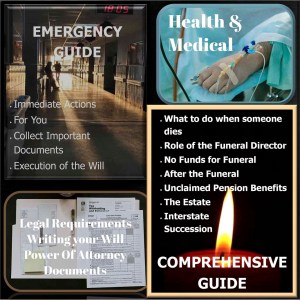 Are you ready to die? End of Life E-book