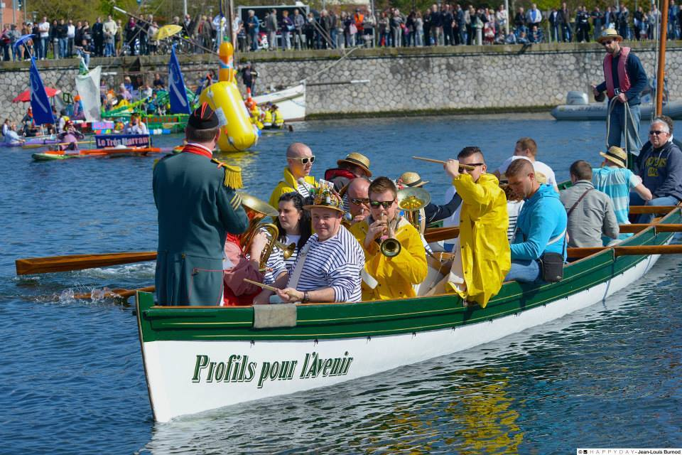 Cô Pinard's Cup : Carnavanautique et philanthropique