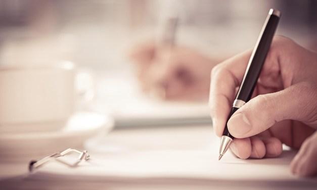 Ecrire un article de blog