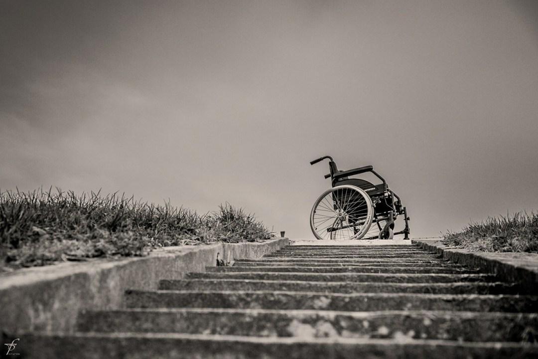 fauteuil escaliers