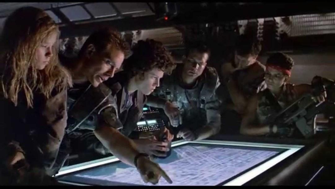 Alien le retour sorti en 1986