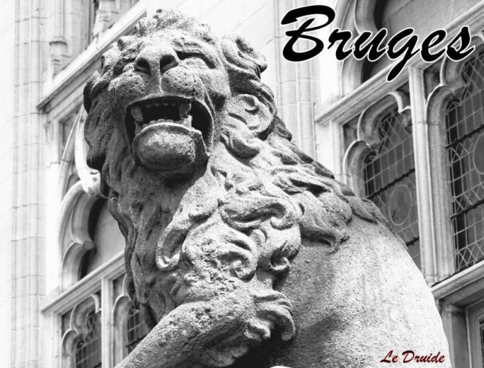 Deux heures pour flâner à Bruges…