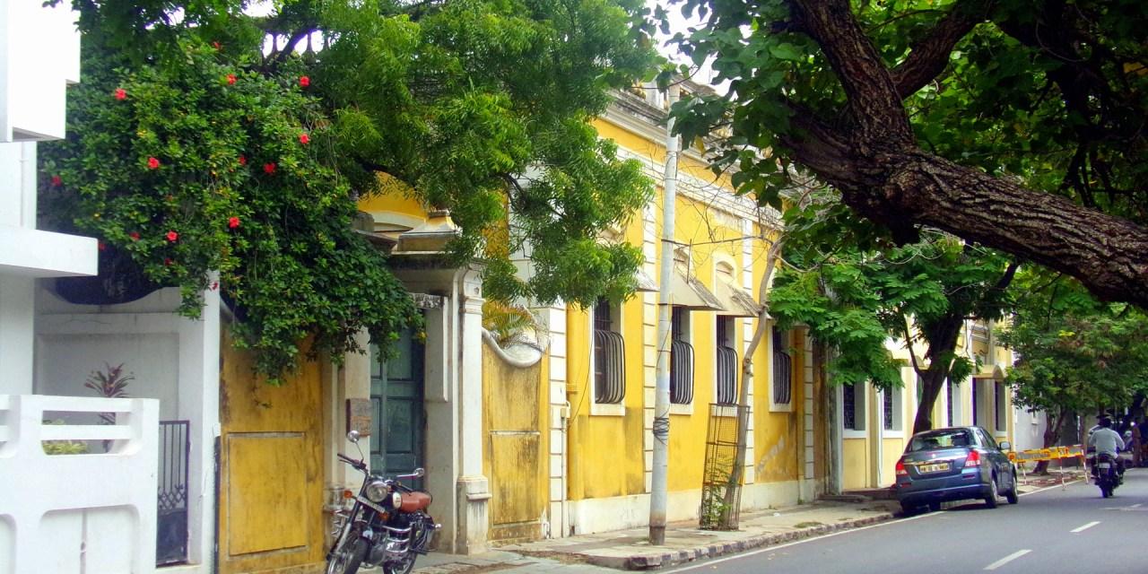 On a tout quitté pour … Pondicherry