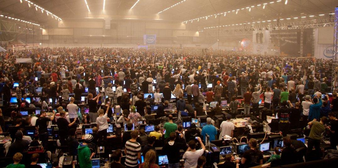 DreamHack, le plus grand LAN du monde !