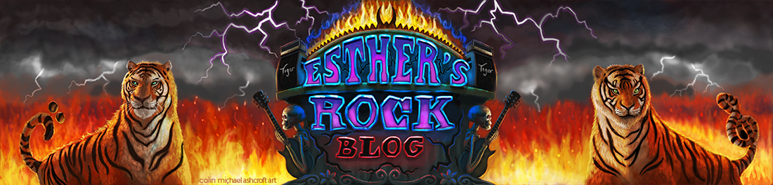 Esther's Rock Blog