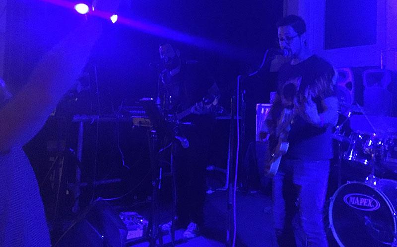 Private Show – Nick's 30th