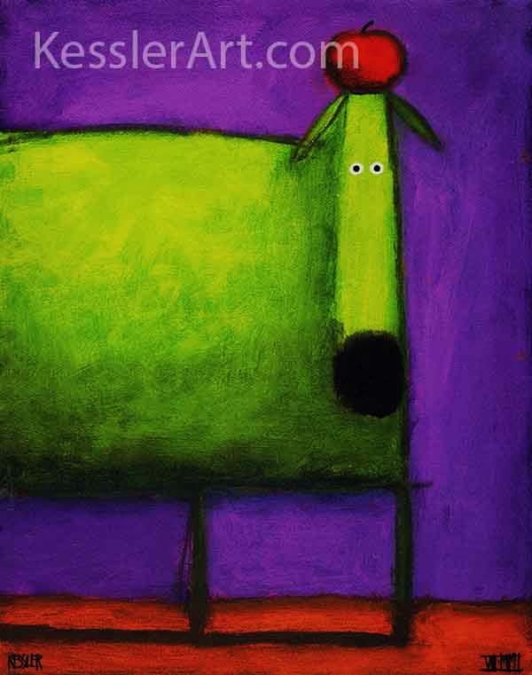 Green Dog III