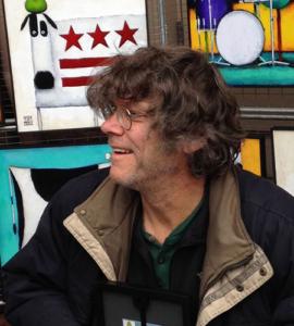 Dan Kessler at Eastern Market