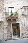Taormina, celui aux ampoules