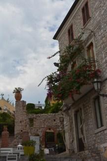 Taormina, celui au bougainvillier