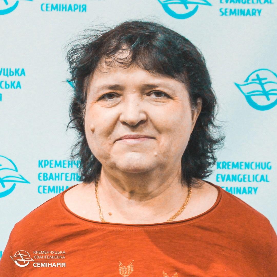 Бегма Ольга Ивановна