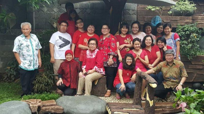 Keluarga besar Kurnia