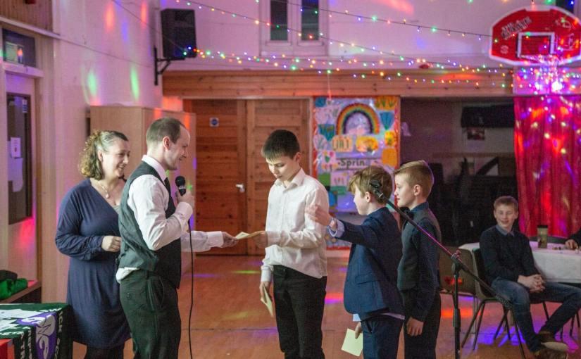 Keswick Scouts Celebrate Achievements in Style