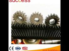 Building Construction Hoist Gear Rack And Pinion
