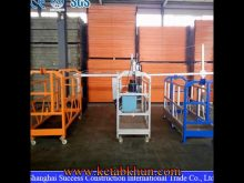 Building Construction Lift Scaffolding Work Platform