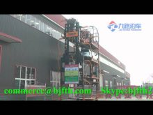 Chain lifting vehicle parking equipment/stereo garage with CE/vertical cycle parking system