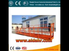 CHINA Price Good quality 50m height zlp800 suspended platform OA