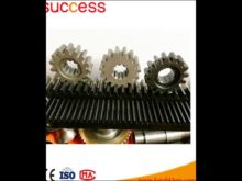 Construction Hoist Spare Parts Gear Rack And Pinion For Sale