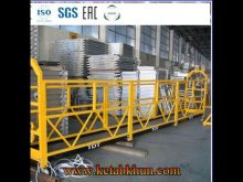 Electric Scaffolding With 8 3m Steel Wire Rope