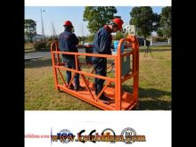 Factory Price Temporary Suspended Platform