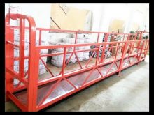 Fan Type Suspended Platform|Gondola