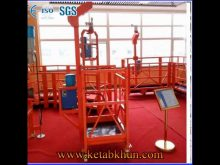 High Quality Electric Suspended Working Platform