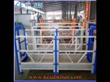High Safety Facade Construction Suspended Platform