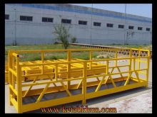 High Safety Grade Aluminum Alloy Suspended Platform