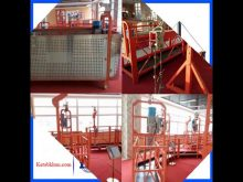 Low Cost Counterweight Suspended Platform