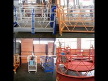 Low Cost Electrical Access Scaffold
