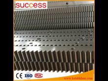 M4 Rack Automatic Gate Galvanized Gear Rack For Sliding Gate