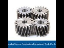 Spline Shaft With Sprocket