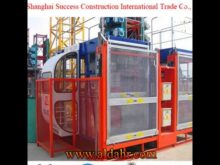 Steel Painted Hoist Lifting Speed from 36m/min to 96m/min