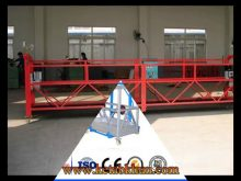 Three Material Arial Platform Provide You To Choose