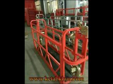 Work Platform Zlp800 Construction Aerial Cradle