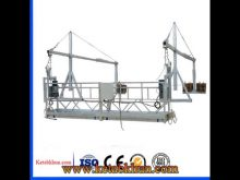 Zlp Aluminum And Steel Type Suspended Platform