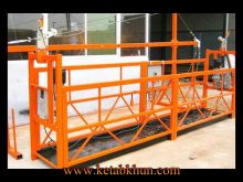 Zlp Walking Platform From China, Ce Certified