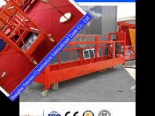 Zlp1000 Suspended Access Equipment
