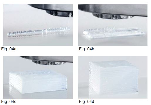 Latest developments in 3D printing of Silicone elastomer